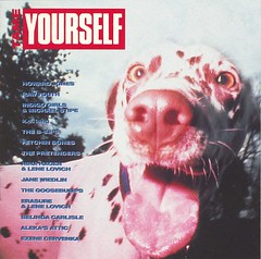 Tame Yourself (album to benefit PETA) (front cover)