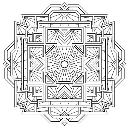 Mandala Madness 23: 30 Coloring Designs (Mandala Madness Designs) (Volume 23)