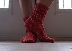 Soltice Slip socks