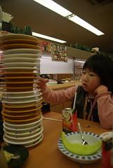 目指せフードファイター / Kuru Kuru Sushi