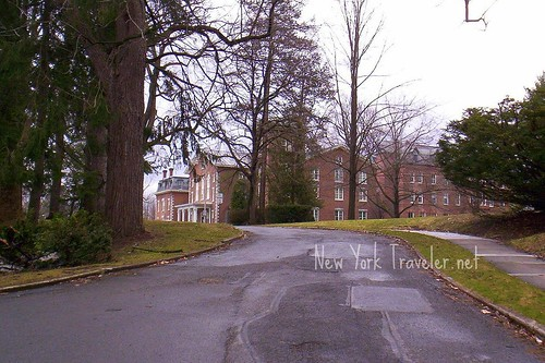 Mansion House Driveway