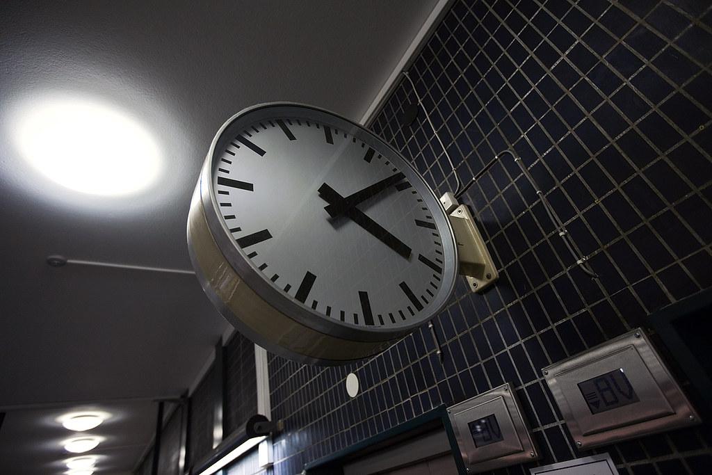 Clock, Stockholm