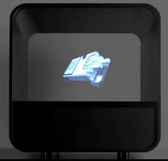 3D-beeldscherm
