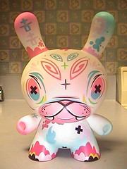 painkiller by Thomas Han-2 (mikaplexus) Tags: favorite bunny bunnies animal animals toy toys la designer vinyl kidrobot pills limited rare dunny painkiller toy2r vinyltoy thomashan 8inch vinyltoys dunnys designervinyl ireallylike limed designervinyltoys designervinyltoy designervinyls