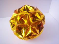 Star (kusudama) Tags: spring origami arabesque tsuru kusudama