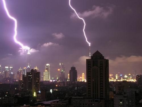 Tormenta sobre Shanghai
