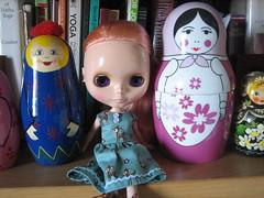 29/365 The ladies (island gyal) Tags: blythe mademoisellerosebud