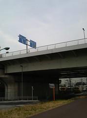 多摩川と国道20号線