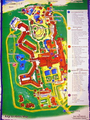 Nusa Dua Beach Hotel Map