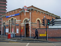 Picture of Plaistow Station