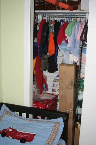 Matthew Closet Left After