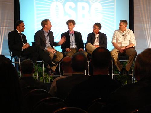 Brad Smith OSBC Keynote Panelists