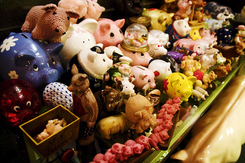 TABLE OF PIGS