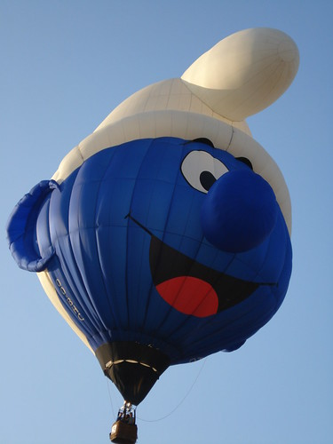 24th Balloonfiésta Barneveld 2007