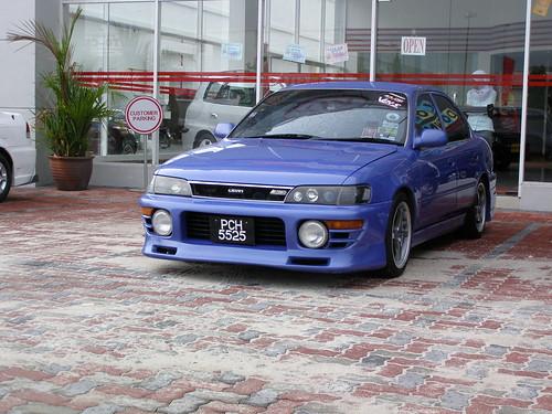 Subaru GC8 front bumper + AE101 | TRD Forums