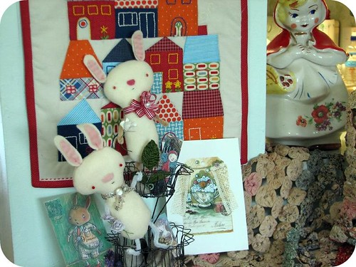 quilt from doll quilt 3 swap