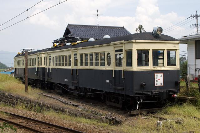 上田交通丸窓電車