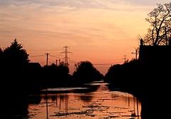 Lucan Sunset