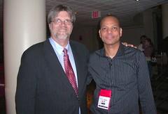 Ken McArthur and Brad Lindsay