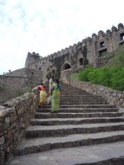 Golconda Fort (kasima) Tags: india hyderabad golconda