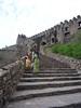 Golconda Fort (kasima) Tags: india hyderabad golconda