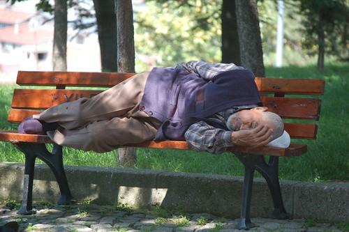 Sleeping: Bursa