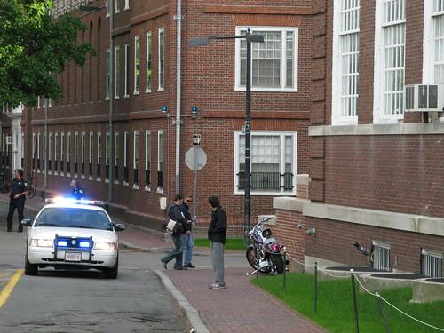 Harvard Shooting May 15 2009
