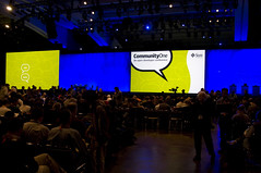 General Session, CommunityOne West 2009