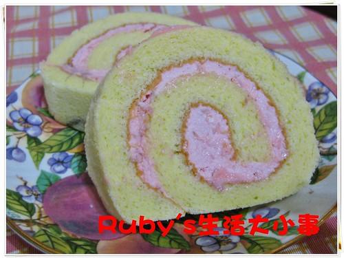 亞尼克日式櫻花捲蛋糕 (4)