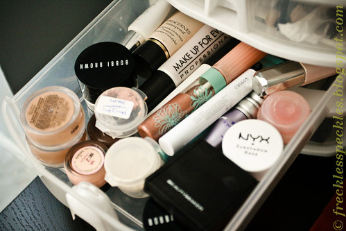 concealers and eye primers