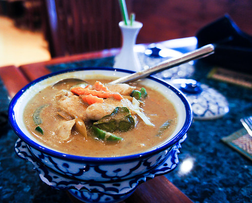 Thai's Green Curry :: Gaeng Keow Waan แกงเขียวหวาน