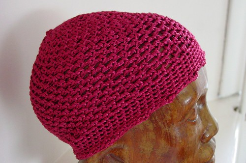 Glossy & Pink Cap