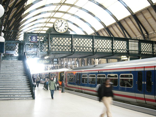 Kings Cross Station (Harry Potter)