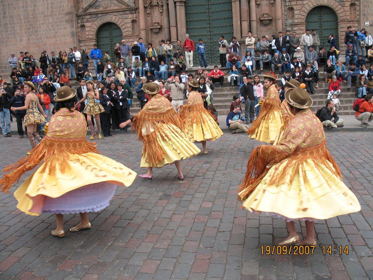 Dança Peruana