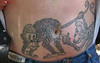 monkey tattoo