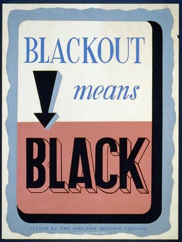 blackout ww2