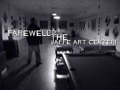 Farewell JAFFE ART CENTER