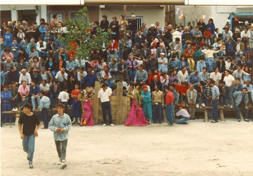 El Mantecas, de torero