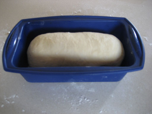 Breadmaking #13: In Breadpan