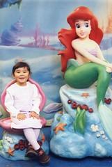 Amanda and Ariel