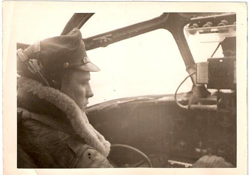 B-24 Liberator Pilot Bill Whetsell, Crew 108