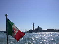 venice (womansea) Tags: venice sea italy ship scky