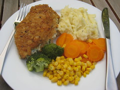 Cheesy Chicken Breasts 2