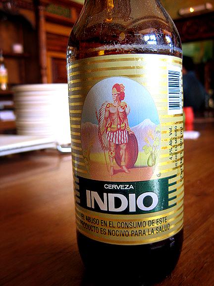 Indio Cerveza
