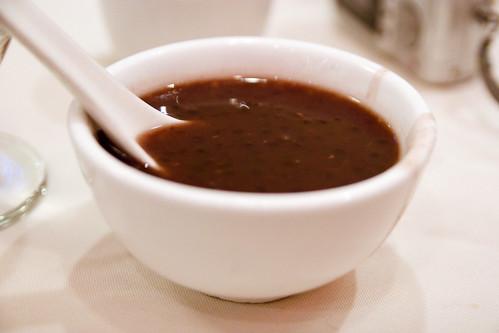 red bean soup stuff