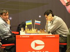 Ivanchuk vs Kramnik