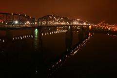 IMG_9469.JPG (Ellis Humphres) Tags: longexposure bridge reflection chattanooga river lights cloudy tennessee walnutstreetbridge tennesseeriver brakelights 1740f4