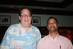 Jeff Pulver and Shashi