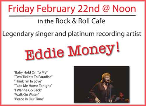 Eddie Money in Portland, Oregon