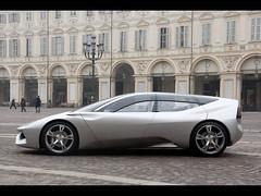 2008 Pininfarina Sintesi Concept  7